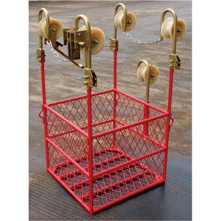Four Bundle Conductors Line Cart