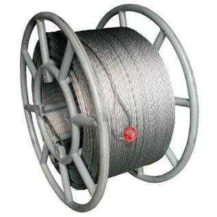 Anti-Twisting Braided Steel Rope