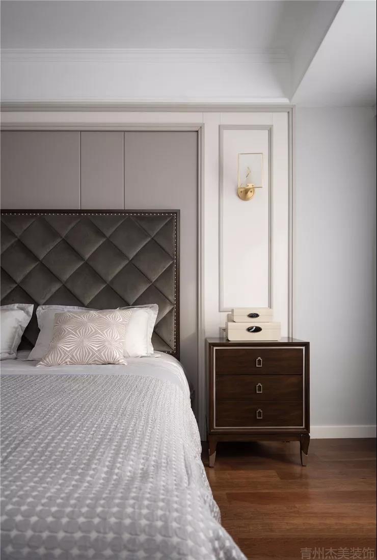 110㎡轻奢美式3室2厅,不将就是一种生活态度