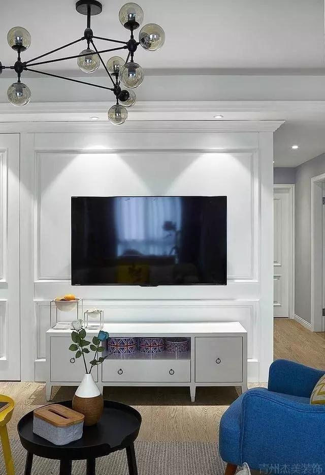 95平米北欧风格两居,舒适的小家,温馨浪漫的小资生活!