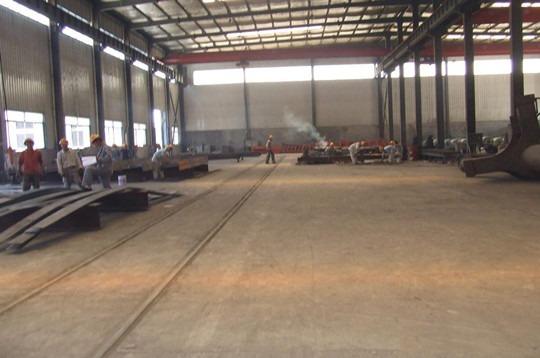 陕西钢结构加工制作,钢结构技术内容加工制作特点都有哪些?