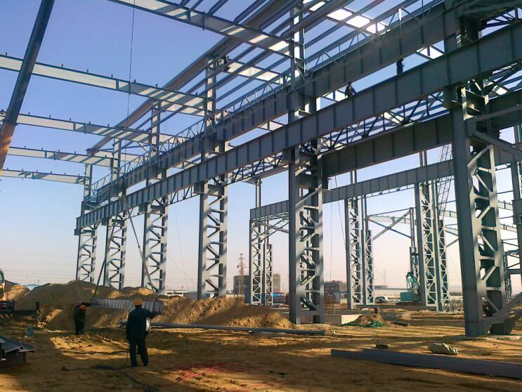 陕西钢结构,工程在施工前,需要做哪些准备