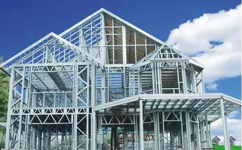 陕西钢结构,什么是装配式钢结构
