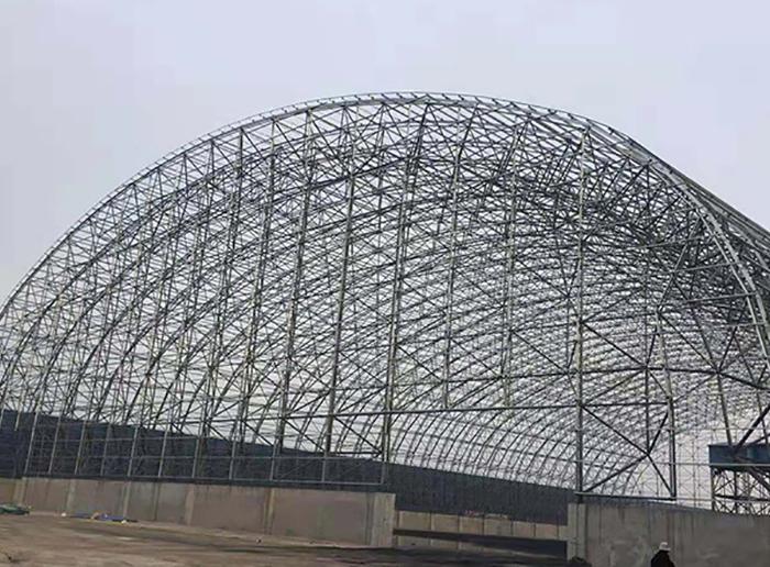陕西钢结构,钢结构网架加工工程对钢材的要求介绍