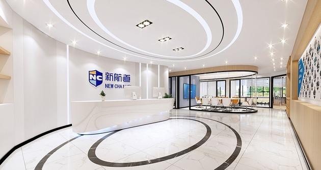 杭州培训机构装修设计案例