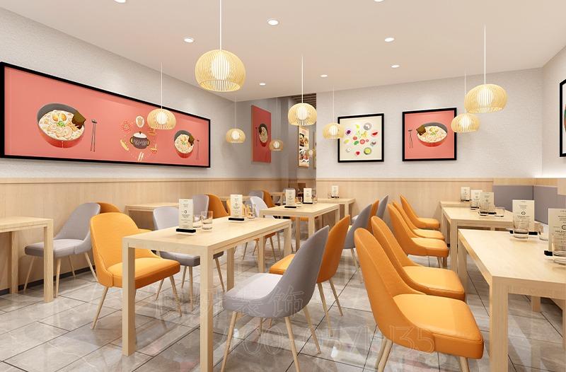 杭州专业餐厅装修设计-中南餐厅装修效果展示