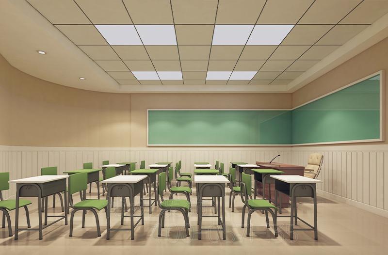 杭州培训学校装修设计