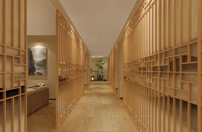 杭州养生会所装修设计