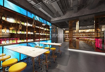 杭州啤酒屋裝修設計