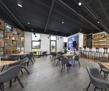 杭州啤酒吧裝修設計