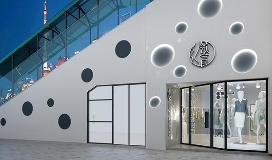 杭州女裝店裝修設計