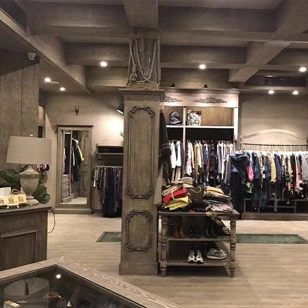 杭州服装店装修设计案例