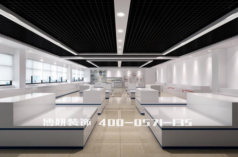 杭州装修公司,杭州装修案例,杭州企业展厅装修,杭州装修设计公司