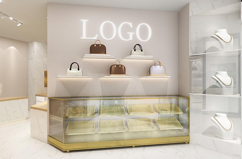 杭州豪侈品店装修设计案例