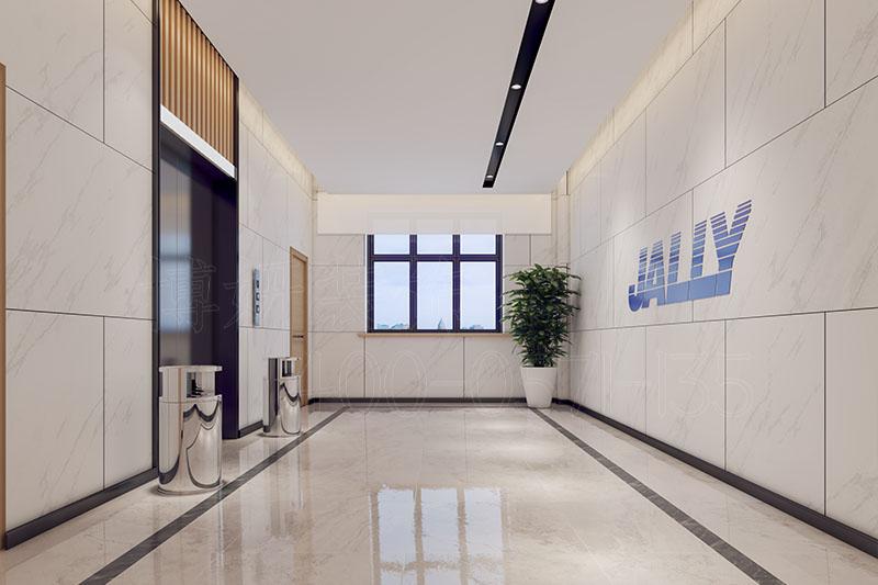 生物科技企业办公室装修