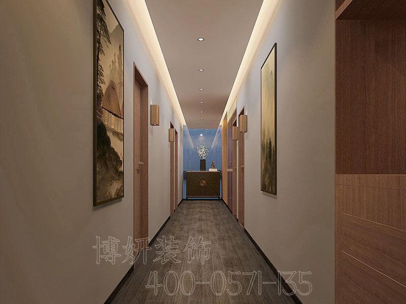 杭州私人休闲会所装修设计