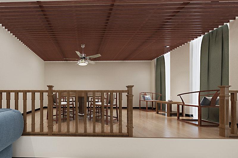 杭州小型私人会所装修设计