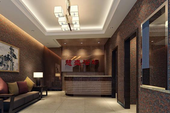 杭州浴场装修设计案例
