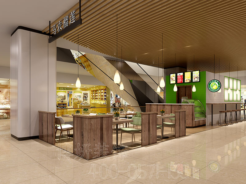 杭州水果店装修,杭州水果店装潢设计,杭州水果店装修效果图,杭州装修企业