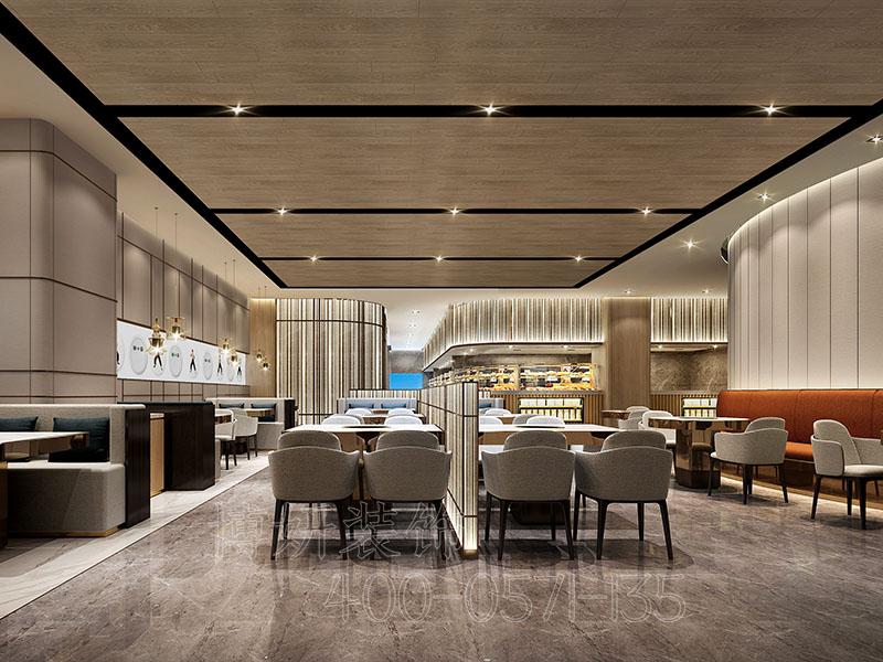 高端川味火锅餐厅设计案例