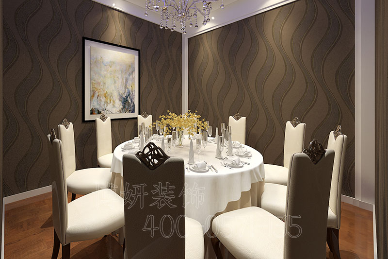 杭州海鲜餐厅装修设计-专业餐厅纯案例效果