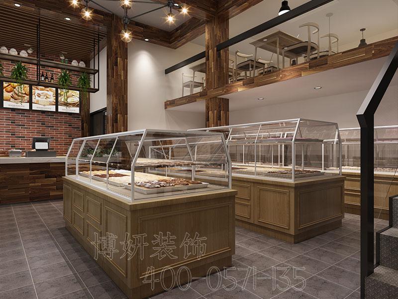 店铺装修,杭州店铺装修,甜品店装修案例