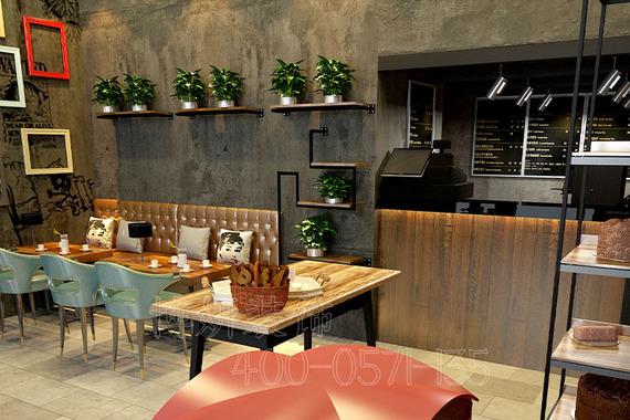 NINO烘焙店裝修設計案例