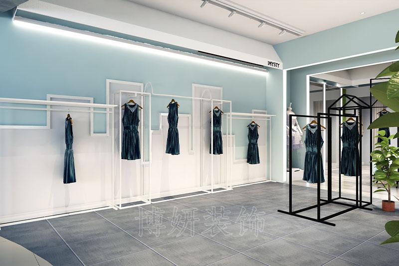 合肥装修企业服装店装修设计案例
