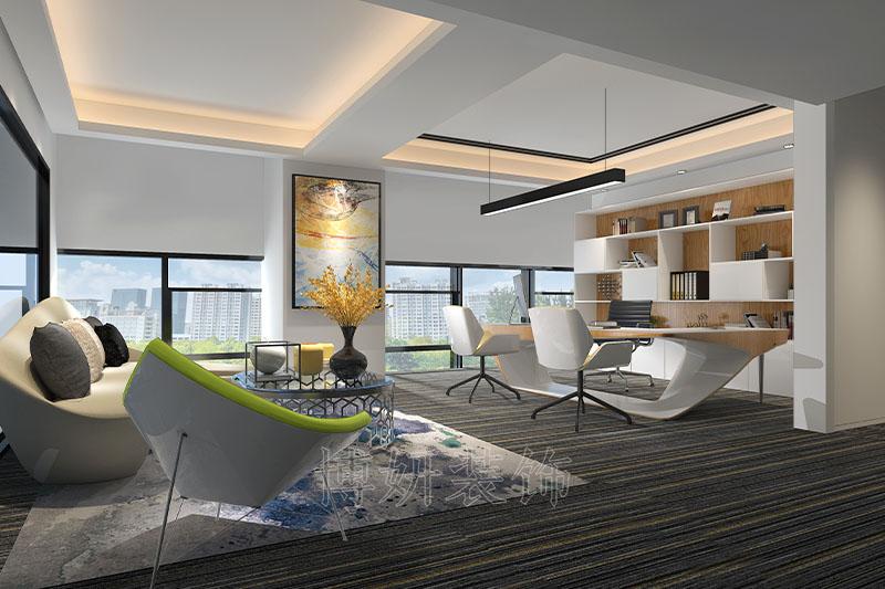 凯银留学办公室装修设计