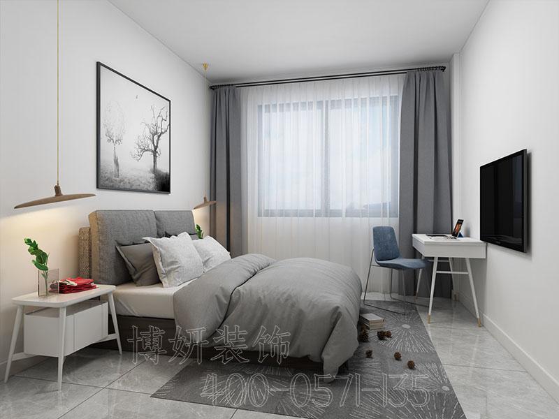 杭州江干区长租公寓装修设计案例