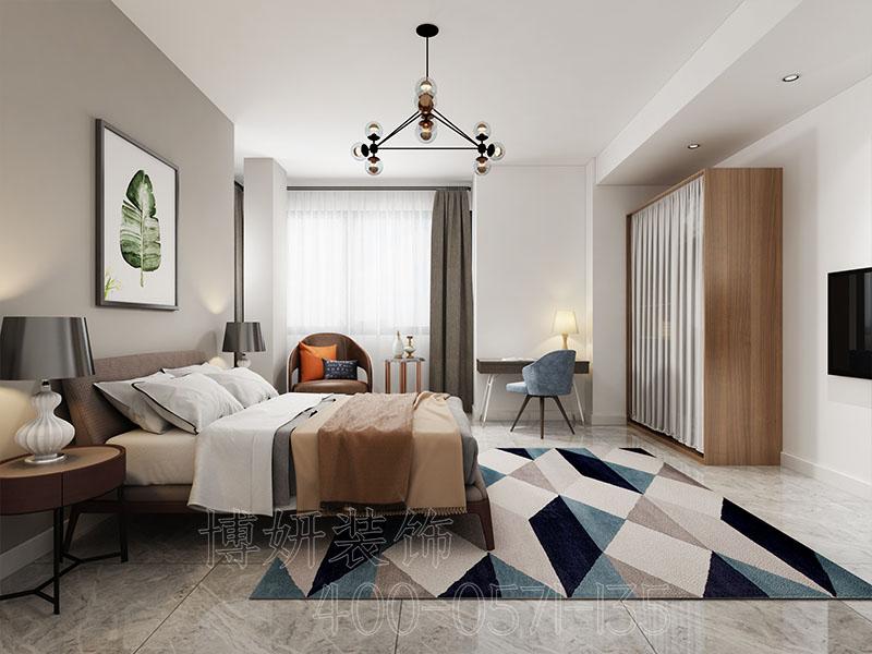 杭州长租公寓项目装修案例