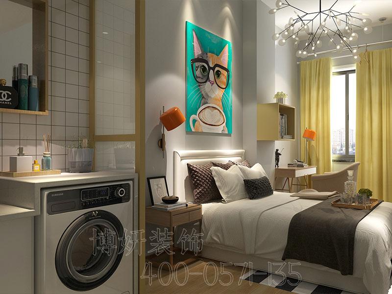 杭州临平人才公寓装修设计