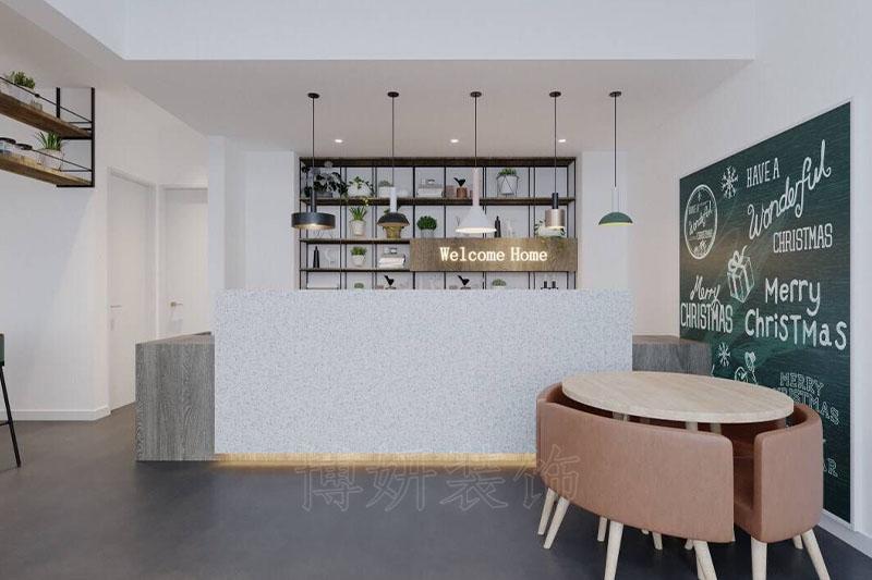 杭州西湖区长租公寓设计装修案例