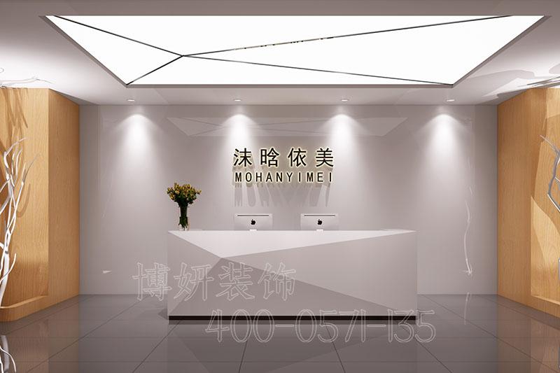 女装电商企业办公室装修设计案例