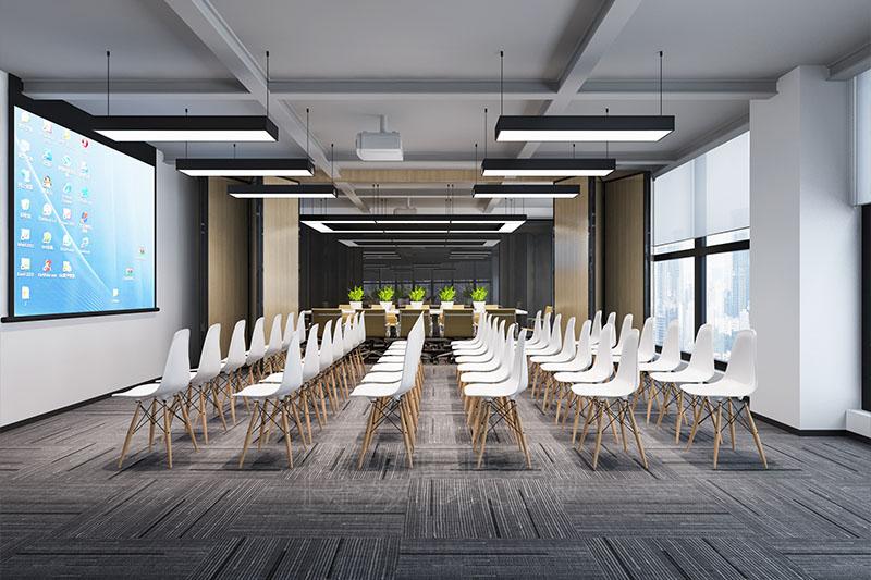 电子商务企业办公室装修设计案例