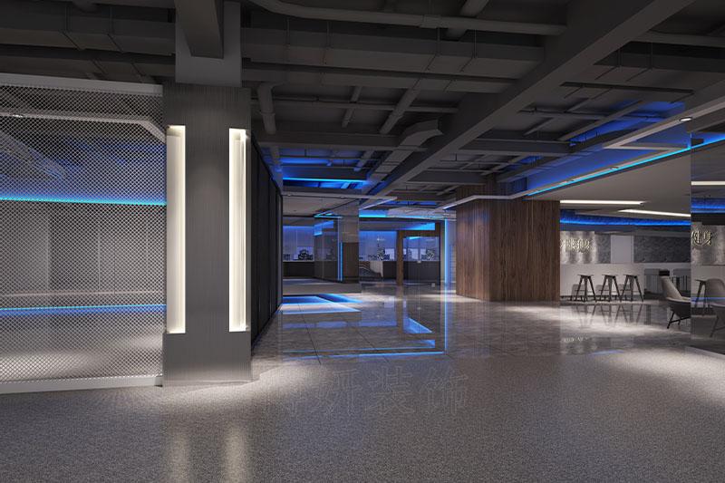 杭州下城区健身会所装修设计案例