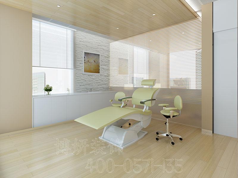 口腔医院装修,口腔医院设计,杭州口腔医院装修案例
