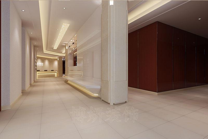 杭州余杭口腔医院装修设计案例