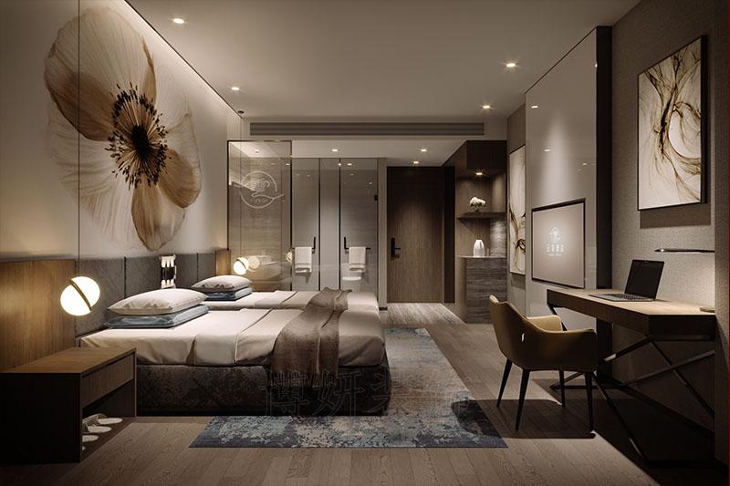 萧山酒店装修设计案例
