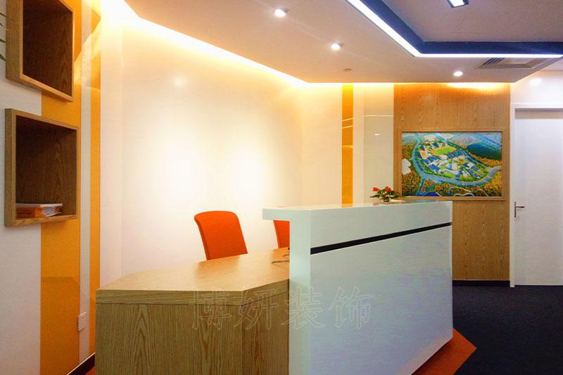 教育培训行业办公室装修案例