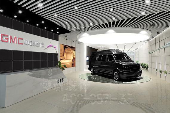 杭州汽车展示中心装修设计