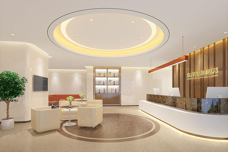 上海东方医院装修案例