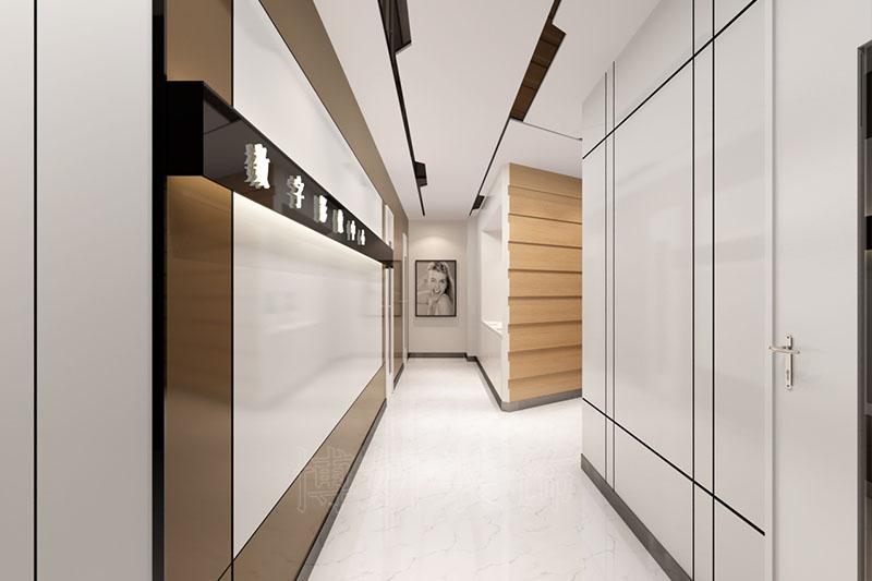 杭州大型口腔诊所装修设计案例