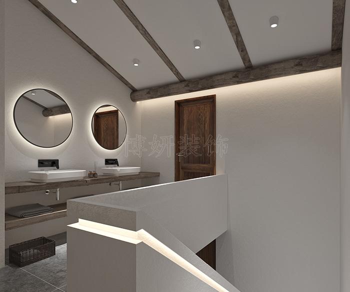 杭州民宿装修设计,杭州专业民宿设计效果,杭州民宿装修装饰公司