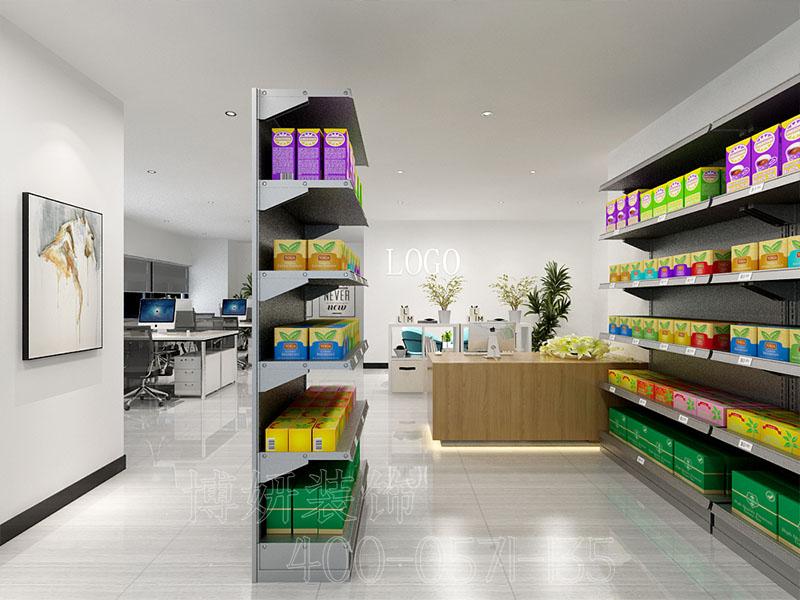 杭州拱墅区便利店装修设计案例