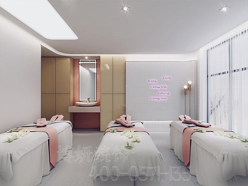 杭州美容店装潢,美容店装潢成果图,55402com永利官网