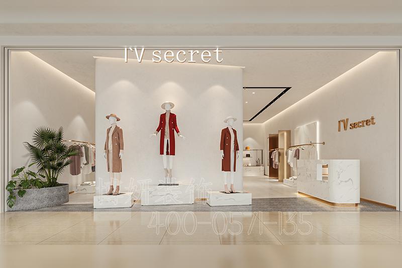 杭州服装店装修设计,服装店装修案例,杭州靠谱装修公司