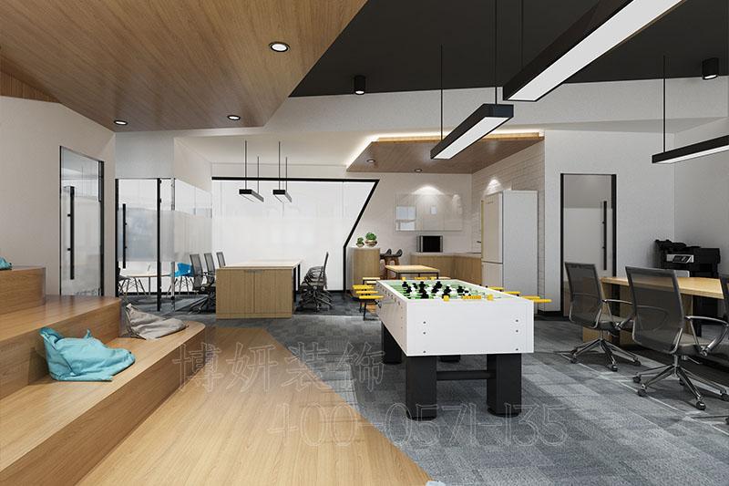 杭州办公室装修,办公室装修图,办公室装修案例