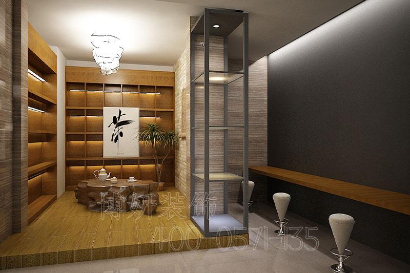 店铺装修,汽车保养店装修,杭州汽车养护中心装修