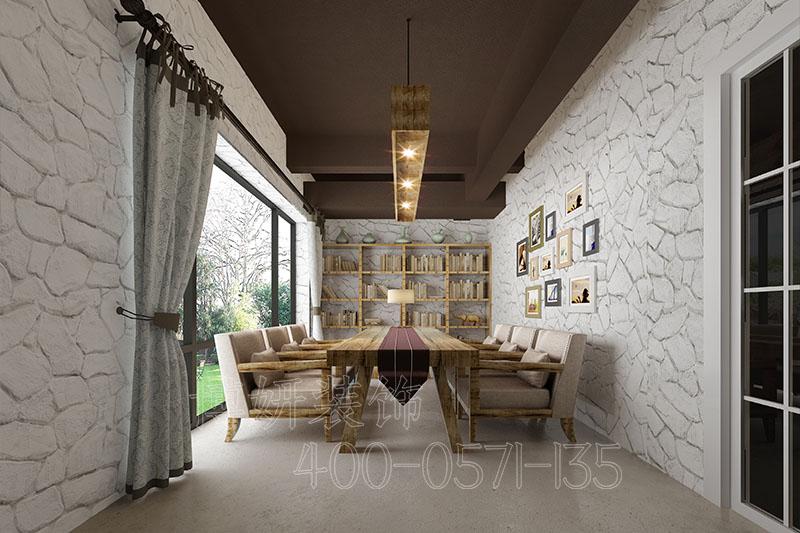 杭州咖啡厅装修设计企业案例